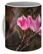 Pink Flower Tree Blossoms No. 247 Coffee Mug
