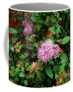 Pink Flowers Of Little Bavaria Coffee Mug