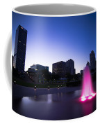 Pink Fountain Coffee Mug