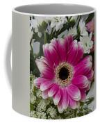 Pink Gerbera Coffee Mug