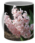 Pink Hyacinth Coffee Mug