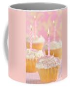 Pink Party Cupcakes Coffee Mug