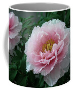 Pink Peony Flowers Series 2 Coffee Mug