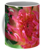 Pink Petal Flames Coffee Mug