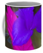 Pink Quill Coffee Mug