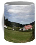 Pink Roof Farm Coffee Mug