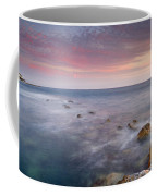 Pink Seasunset Coffee Mug