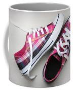 Pink Sneakers Coffee Mug