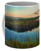 Pink Swamp Sunrise Coffee Mug