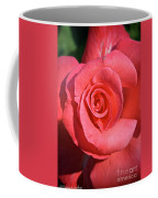 Pink Tea Rose Coffee Mug
