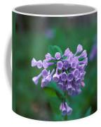 Pink Virginia Bluebells 1c Coffee Mug