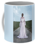 Pink Wedding Dress Coffee Mug