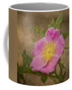 Pink Wild Rose Coffee Mug