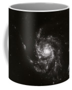 Pinwheel Galaxy, M101 Coffee Mug by Science Source