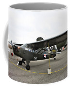 Piper L4 Grasshopper Usa Coffee Mug