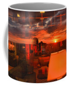 Pipestem Sunset Coffee Mug