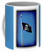 Pirate Flag Coffee Mug