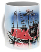 Pirates Ransom - Clearwater Florida Coffee Mug