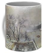 Pissarro: Louvre, 1902 Coffee Mug
