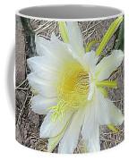 Pitaya Flower Coffee Mug