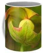 Pitcher Plant Flower Coffee Mug