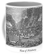 Pittsburgh, 1836 Coffee Mug