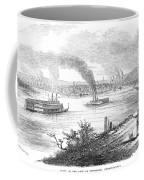 Pittsburgh, 1853 Coffee Mug