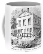 Pittsburgh: Church Coffee Mug by Granger