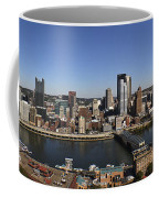 Pittsburgh Panoramic Coffee Mug