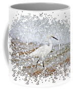 Pixel Cowbird Coffee Mug