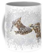 Pixel Pelicano Coffee Mug
