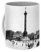 Place De La Bastille Coffee Mug