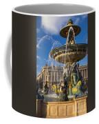 Place De La Concorde Coffee Mug