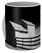 Plains Frontier Farm And Windmill Coffee Mug