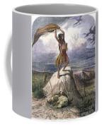 Plains Native American: Signal, 1873 Coffee Mug