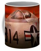 Plane - Pilot - Airforce - Go Get Em Tiger  Coffee Mug