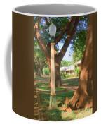 Plantation Street Lamp Coffee Mug