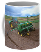 Planting Foxtail Millet Coffee Mug