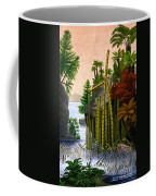 Plants Of The Triassic Period Coffee Mug by Science Source