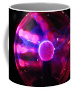 Plasma Hand Coffee Mug