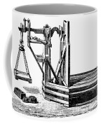 Platform Scale, C1900 Coffee Mug