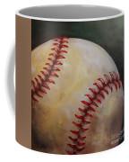 Play Ball No. 2 Coffee Mug by Kristine Kainer