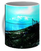 Play Between Heaven Water And Earth Coffee Mug