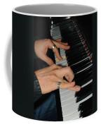 Play Me A Song Piano Man Coffee Mug