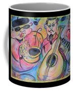 Play The Blues Coffee Mug