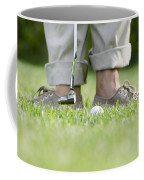 Playing Golf Coffee Mug