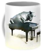 Playing The Minute Waltz Coffee Mug