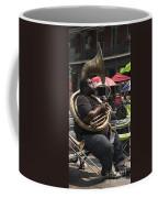 Playing The Tuba _ New Orleans Coffee Mug