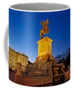 Plaza De Oriente Coffee Mug