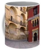Plaza Del Triunfo In Cordoba Coffee Mug